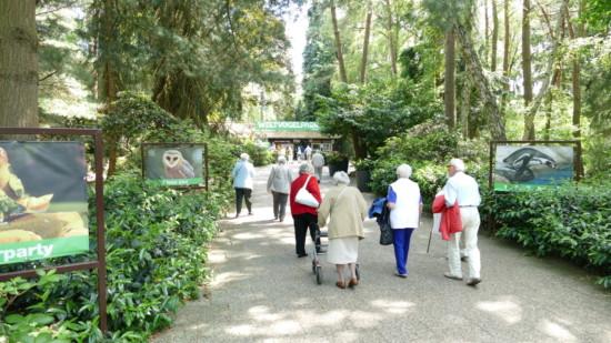 Seniorenausfahrt der Gemeinde Neu Wulmstorf