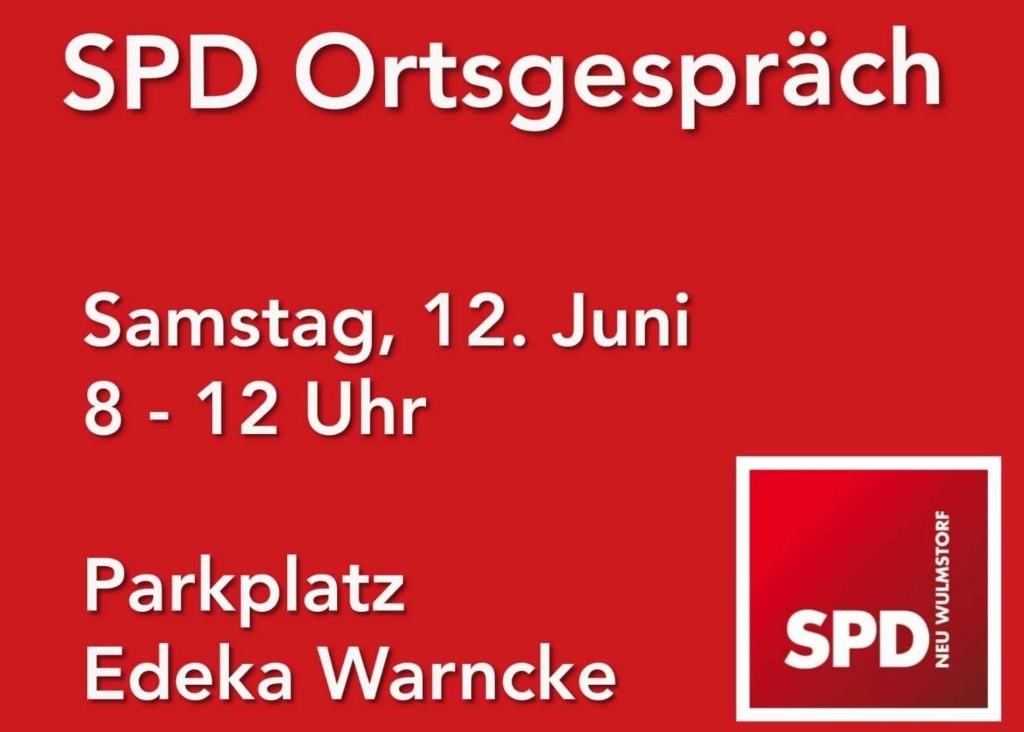SPD Ortsgespräch 12. Juni 2021