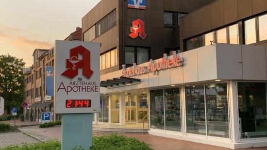 Ärztehaus in Neu Wulmstorf