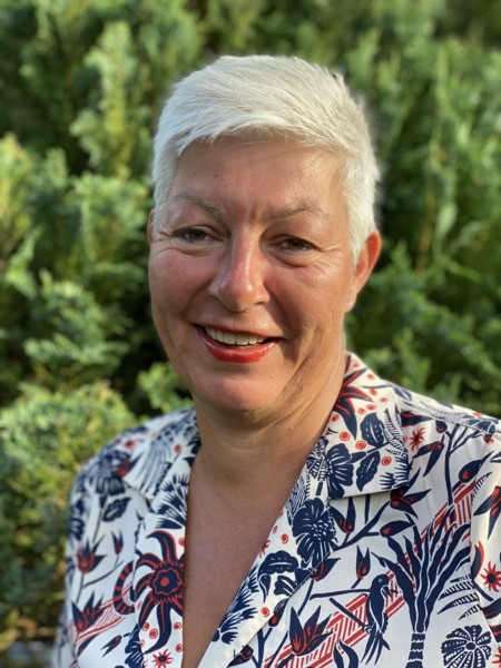 SPD Ortsvereinsvorsitzende Petra Andersen