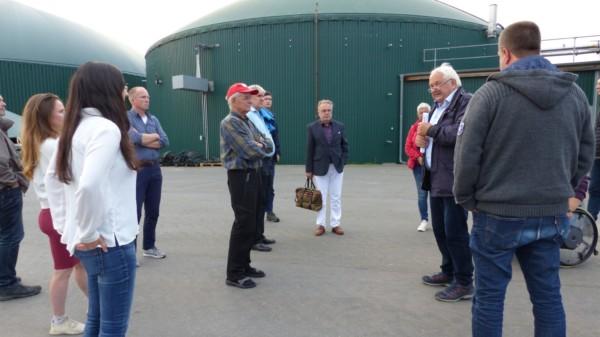Bioenergie ist erneuerbar und immer vorhanden